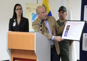 , el general Alejandro Keleris, presidente de la ONA