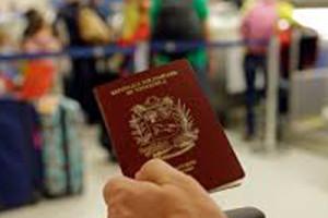 Los pasaportes de los sobrinos de Cilia