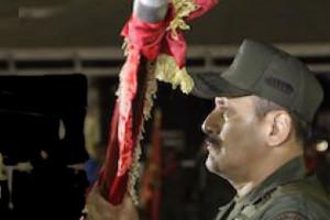 Es con Usted, mayor general Carlos Osorio Zambrano