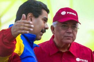 La Pdvsa roja y corrupta de Nicolás Maduro