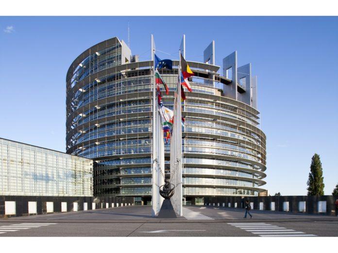 edificio sede parlamento europe